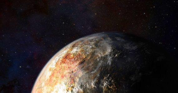 atmósfera de Plutón