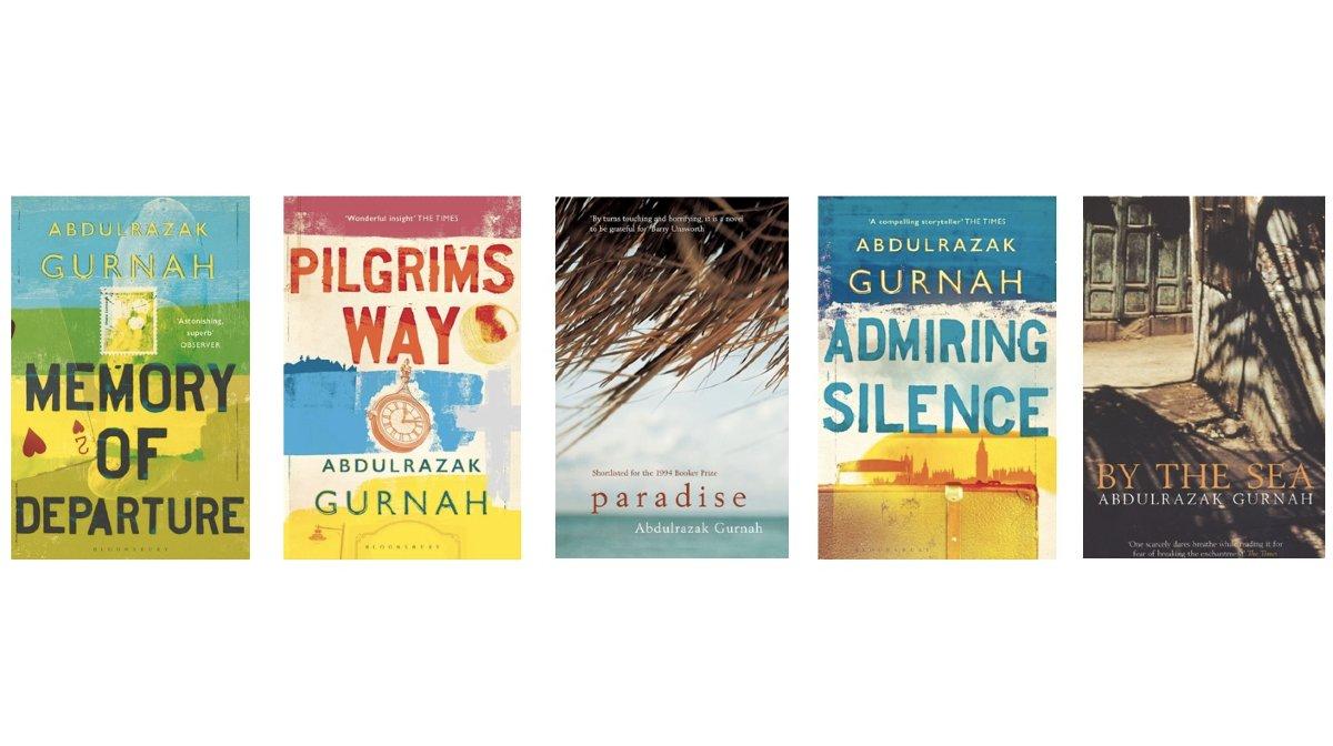 Libros de Abdulrazak Gurnah, Premio Nobel de Literatura 2021