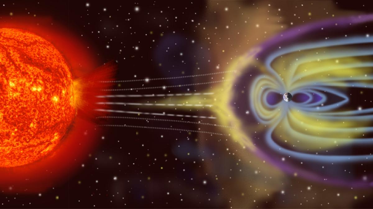 Una tormenta solar golpeará la Tierra hoy y podría generar problemas en la energía eléctrica